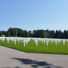 WWII cemeteries